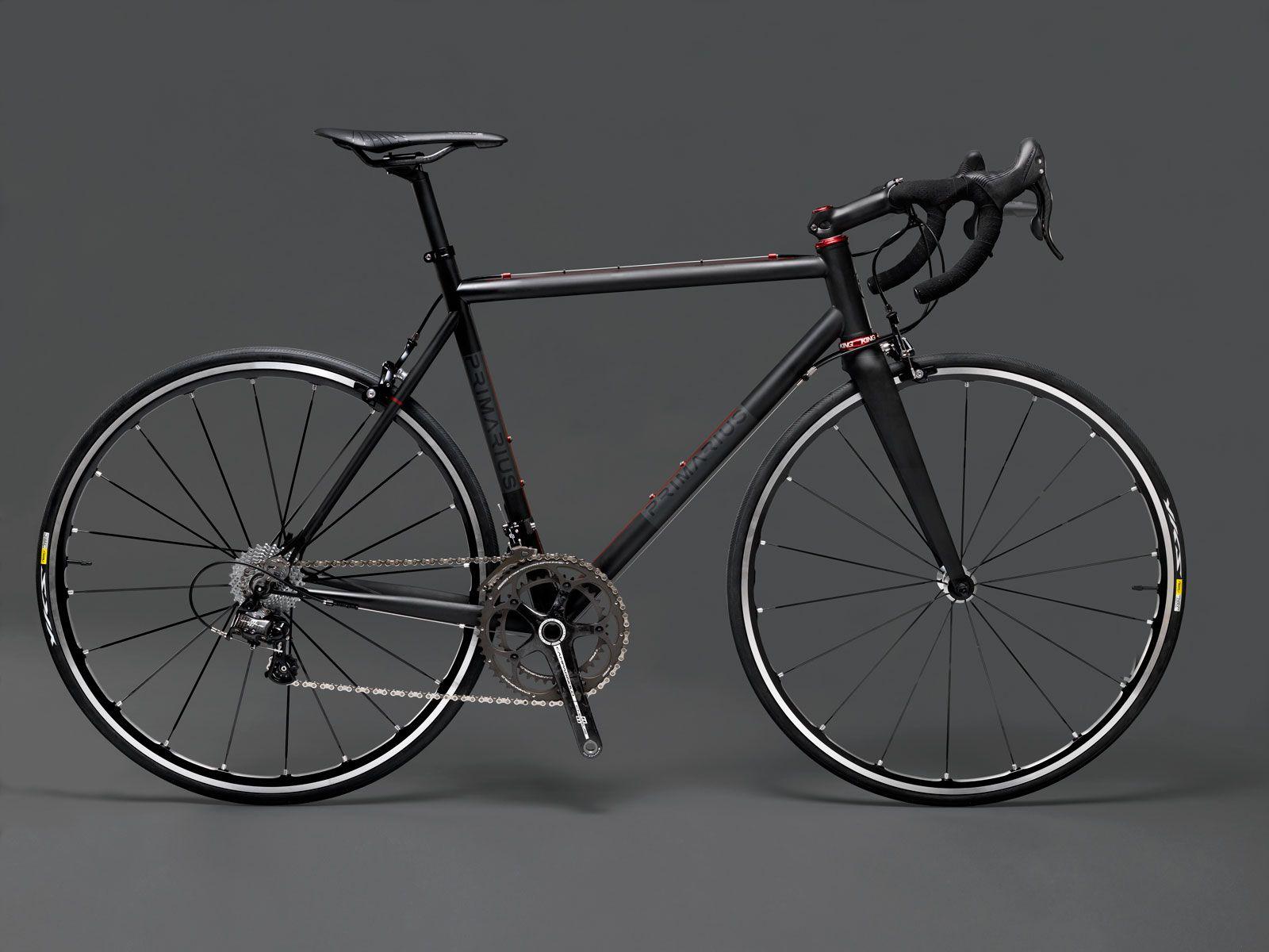Primarius custom steel road bike. Reynolds 853 steel | Campagnolo ...