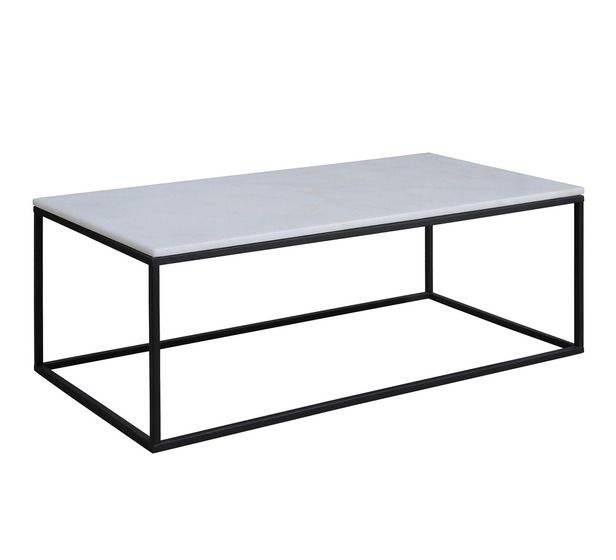 Athena Marble Coffee Table Fantastic Furniture Living In