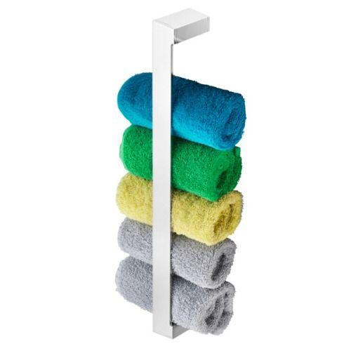 Geesa Modern Art Collection gastenhanddoekhouder chroom - 352502 - Sanitairwinkel.nl