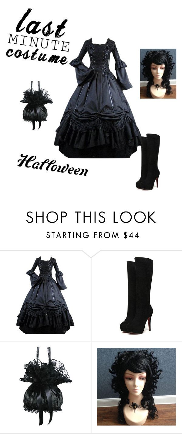 """""""Victorian Witch"""" by elena-horror999 ❤ liked on Polyvore"""