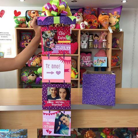 Cajas De Fotos Diy Presentes Prenda Para Namorado Ideias Românticas