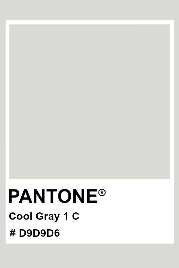 pantone cool gray 1 c color pms hex in 2020 colour palettes grey palette 419 7c