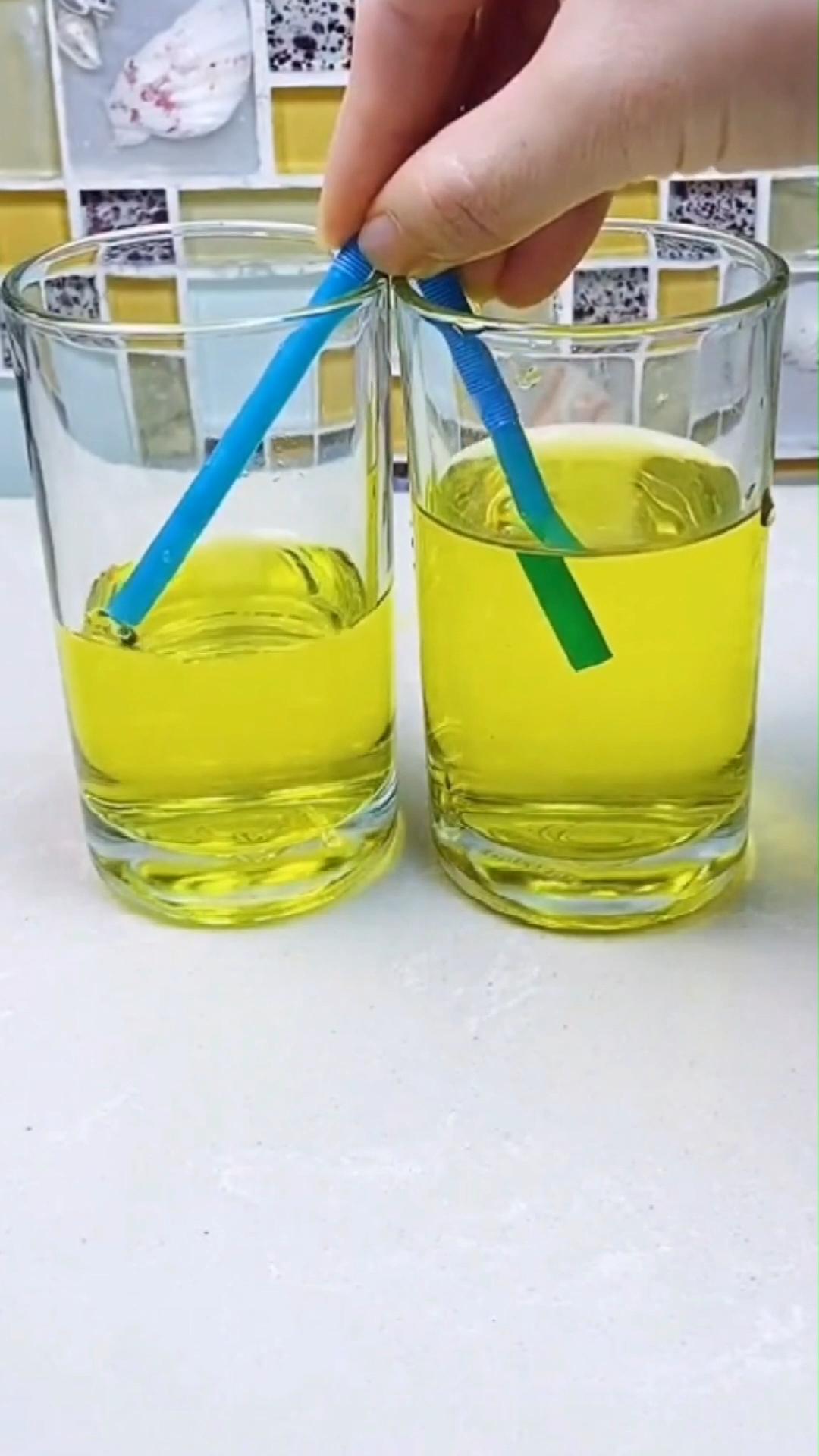 Air pressure science experiment
