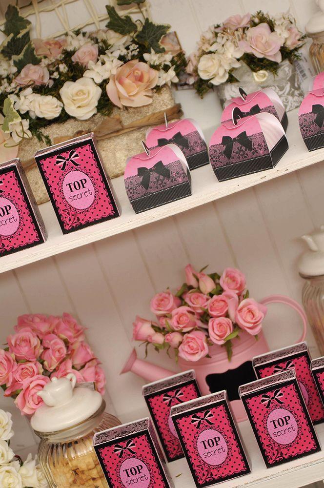 Chá de Lingerie #cromus #lindo #casamento #noivas