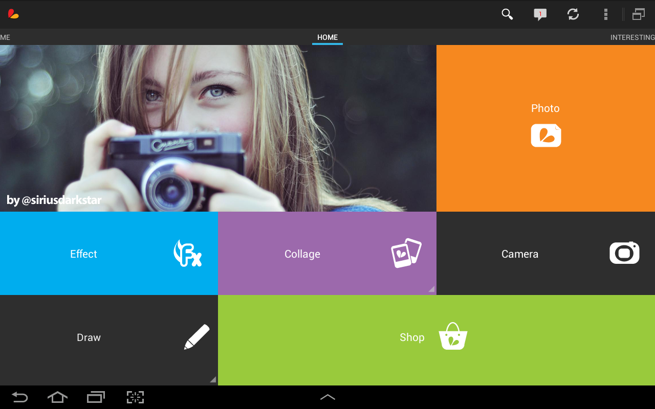 Download Picsart for PC/ tablets / Smart Phones Photo