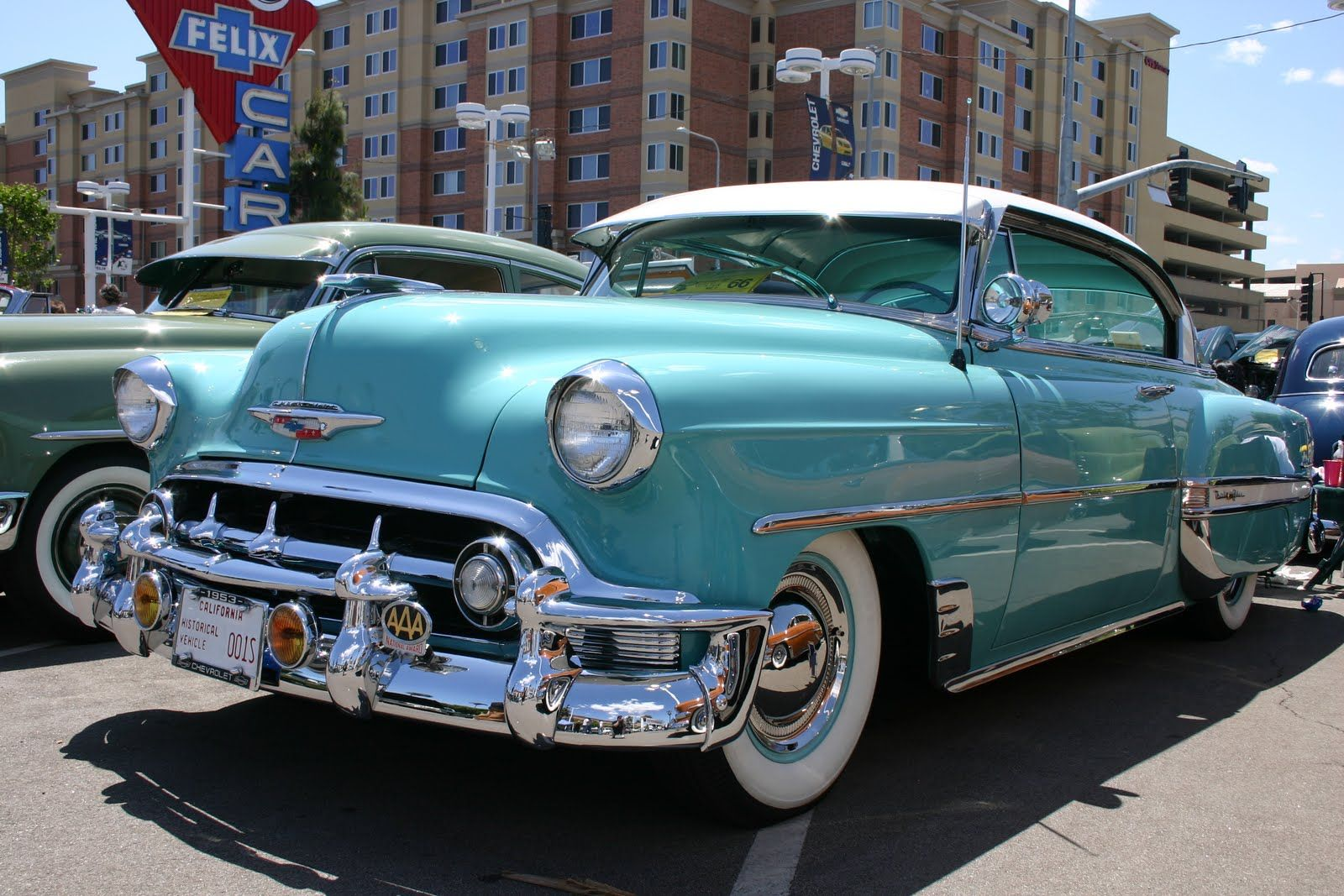 Chevy Coupe 1943