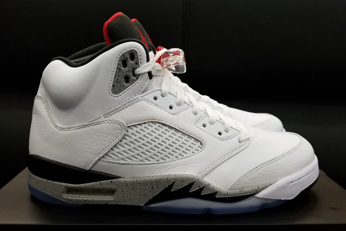 preview air jordan 5 retro cement eu kicks sneaker magazine