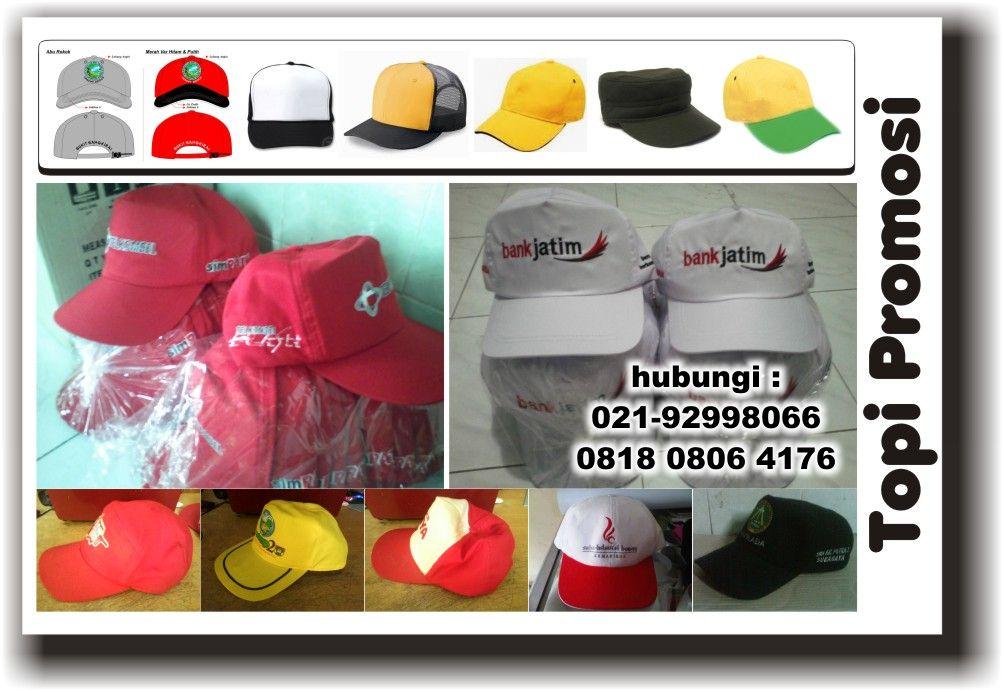 Menerima pesanan produksi berbagai jenis topi di Tangerang  2306916312