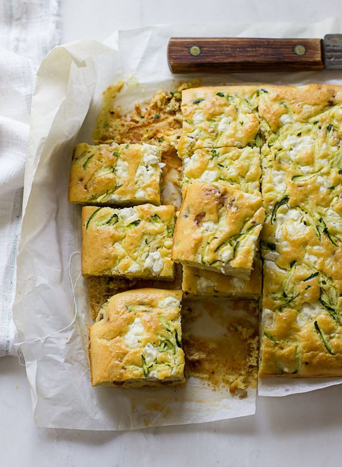 The Ultimate Zucchini Slice The Clever Carrot Recipe