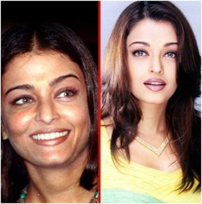 Top 15 Aishwarya Rai Bachchan Without Makeup Pictures Shocking Celebs Without Makeup Bollywood Actress Without Makeup Aishwarya Rai Without Makeup