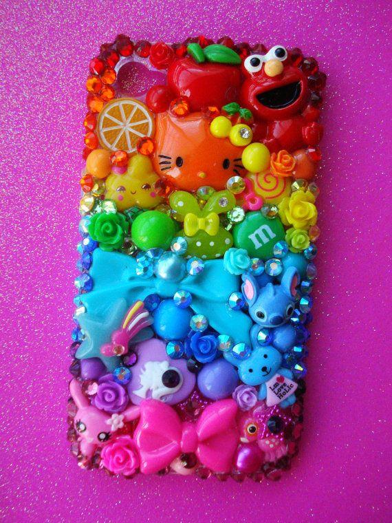 e413ebdd779 Funda de Hello Kitty / Hello Kitty's phone case Fundas Personalizadas,  Fundas Para Iphone,