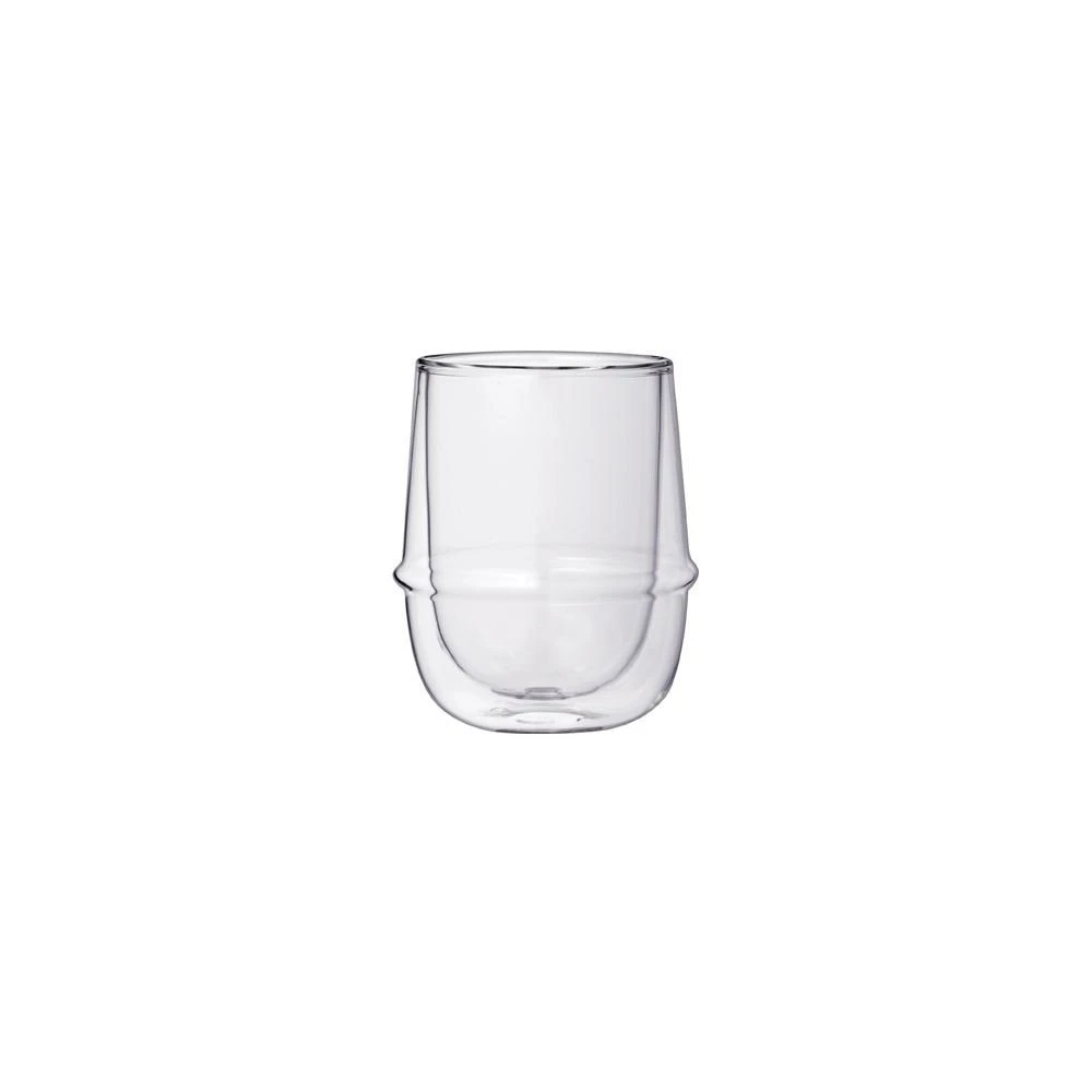 Kinto Kronos Double Wall Cup Coastal Coffee Collective In 2021 Heat Resistant Glass Coffee Cups Glass Coffee Cups