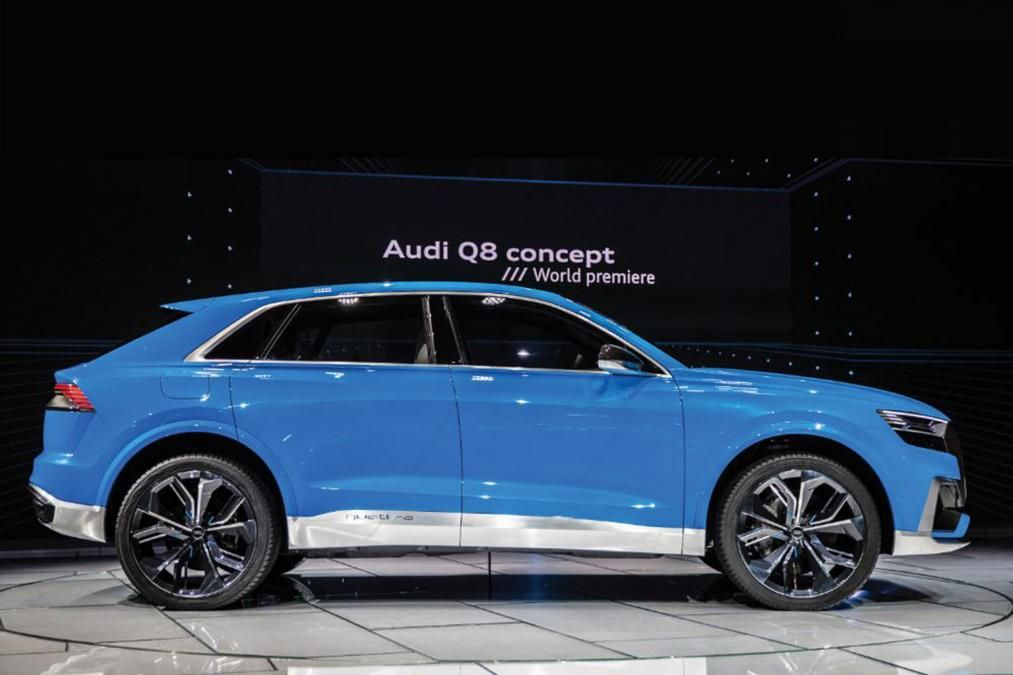 the audi q8 #carleasing deal | one of the many cars and vans
