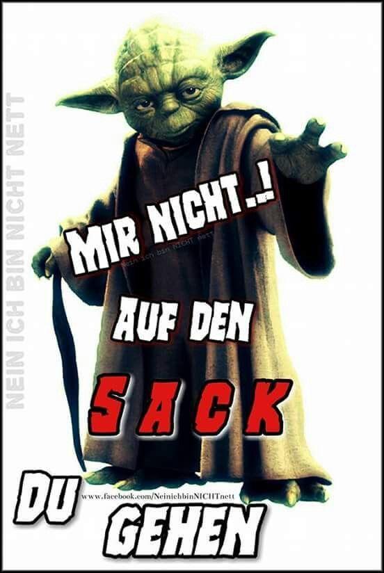 Yoda Spruche Lustig Directdrukken
