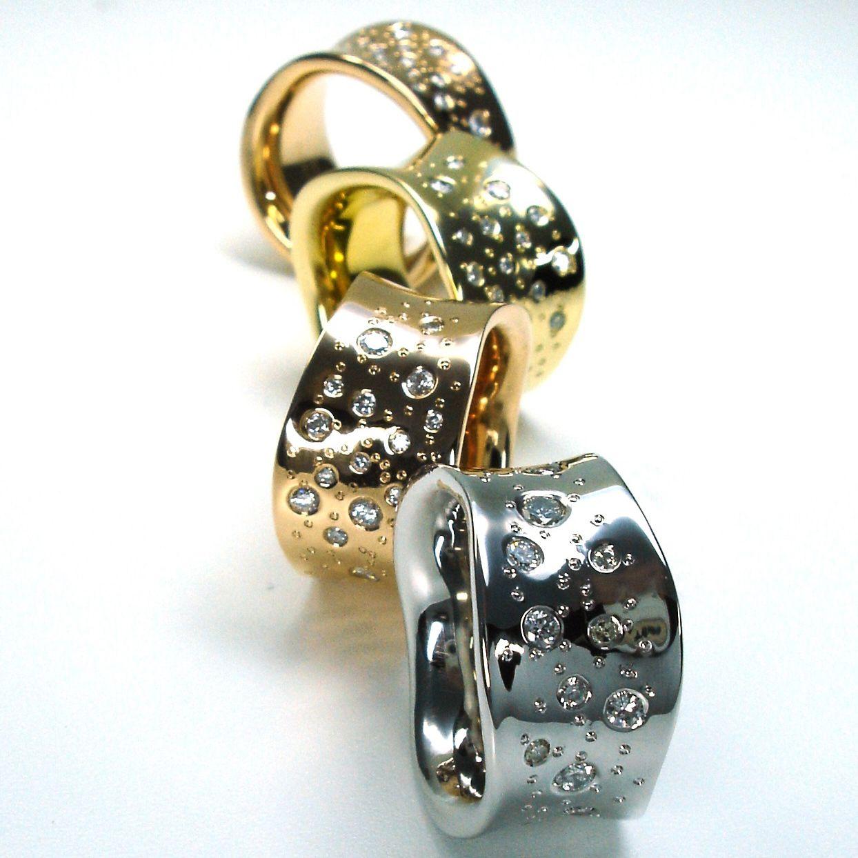 Ringe 750er gold