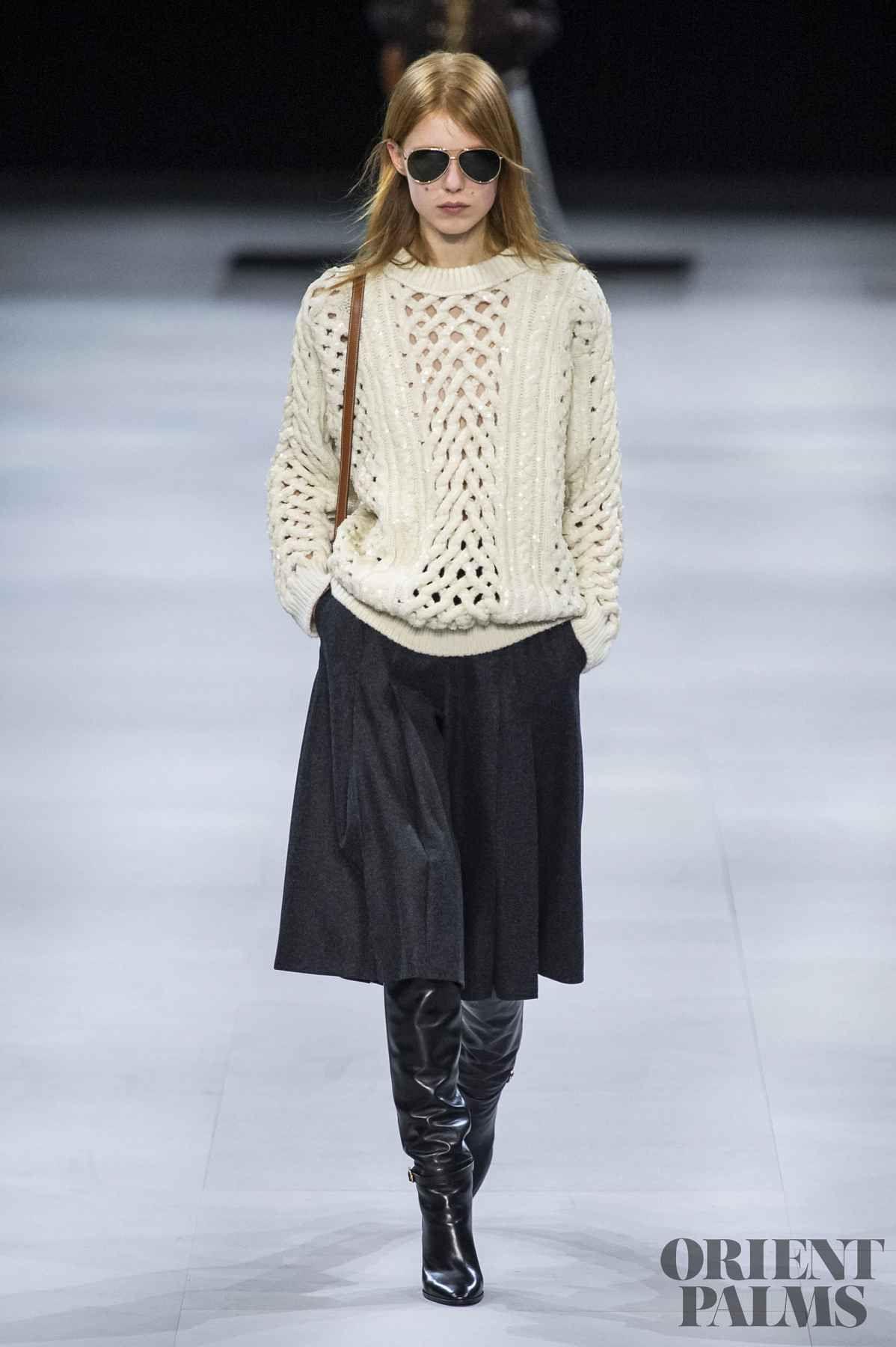 Celine Fall Winter 2019 2020 Ready To Wear Moda Otono Moda Otono Invierno Moda