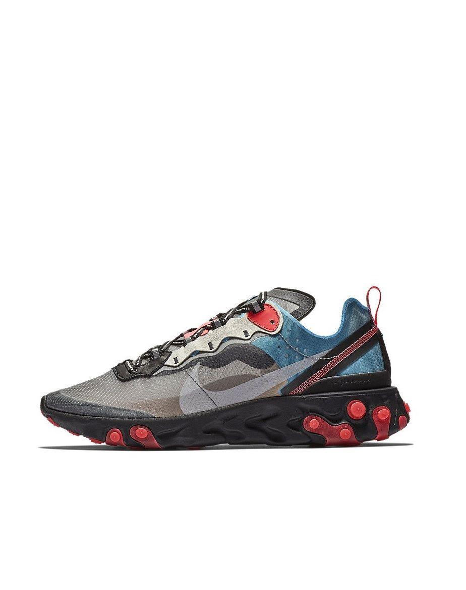 fad98251 Nike React Element 87   Sneakers в 2019 г.   Sneakers nike, Sneakers ...