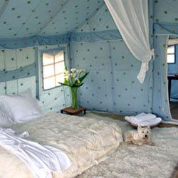 Designer Swiss Cottage Tent & Designer Swiss Cottage Tent | group Glamping : Luxury Tents ...