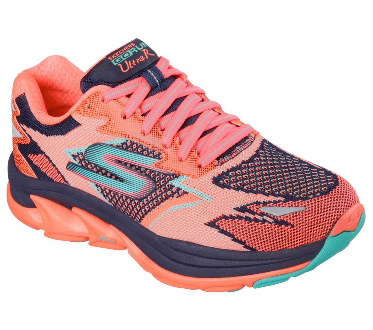 884376de74e We ve taken our ultimate neutral cushioning shoe and made it super durable  for the road. Skechers GOrun Ultra Road combines a dual-density Resalyte®  midsole ...
