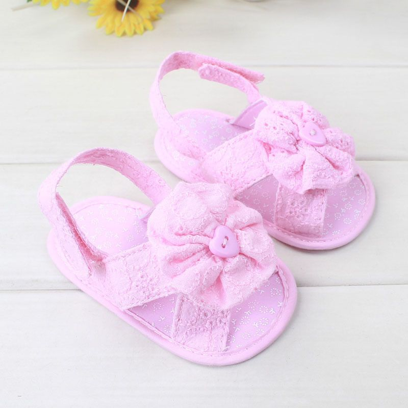 a77817e815d80 newborn baby girl shoes pink red black yellow white flower shoes ...