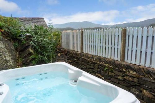 The Lodge Newby Bridge Lake District Cumbria Holiday Cottage