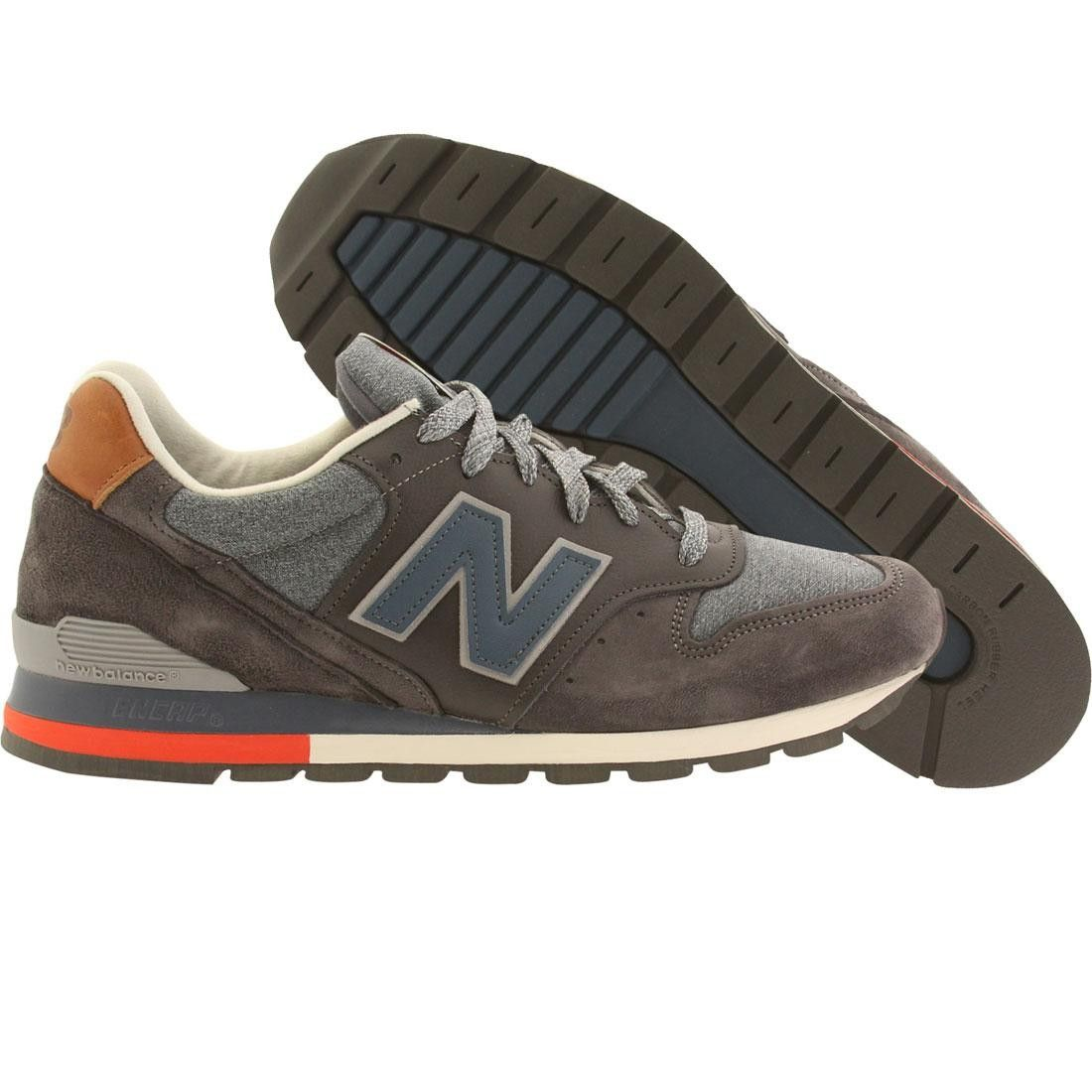 New Balance 996 Distinct Ski Retro - Gray / Chambray / Red balance sneaker,new  balance for sale,wide range, clearance new balance shoes USA Sale Online ...