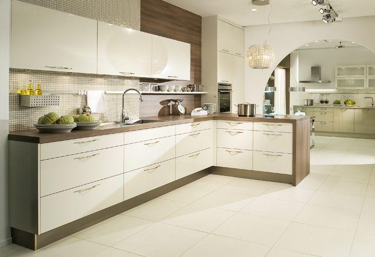 1000+ images about Küchen in Creme, Magnolie und Vanille on ...