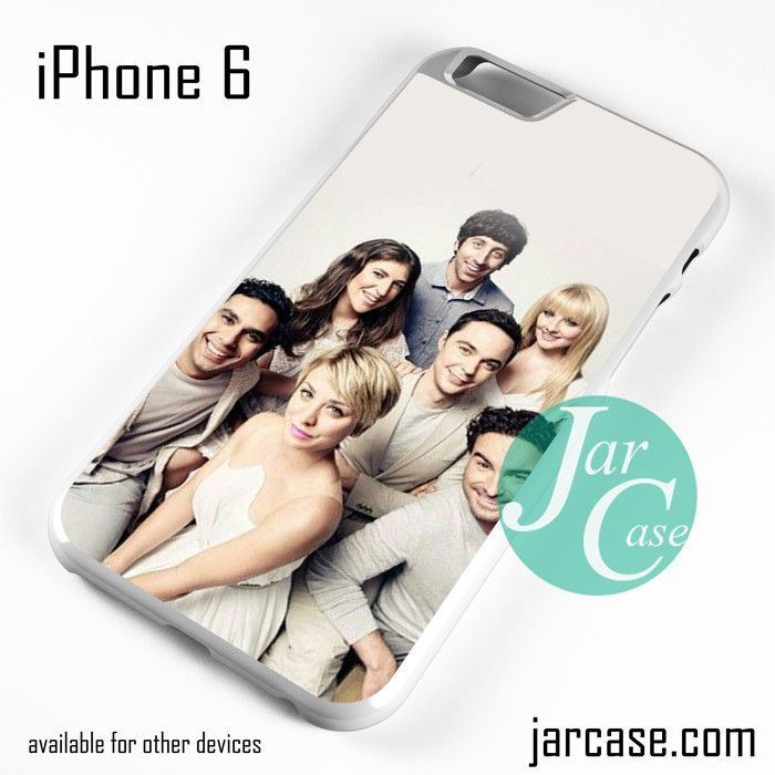 The Big Bang Theory Crews Phone case for iPhone 6 and other iPhone devices