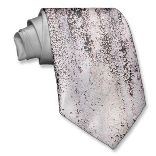 Corrugated Iron Neckties