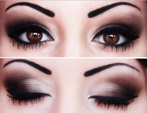 Make up  #blend