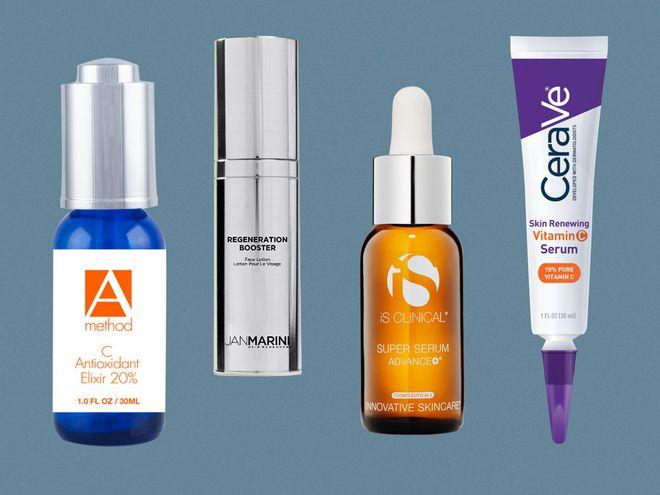 The 16 Best Serums That Improve Skin According To Top Doctors Newbeauty Best Skin Serum Serum Skin Care Serum