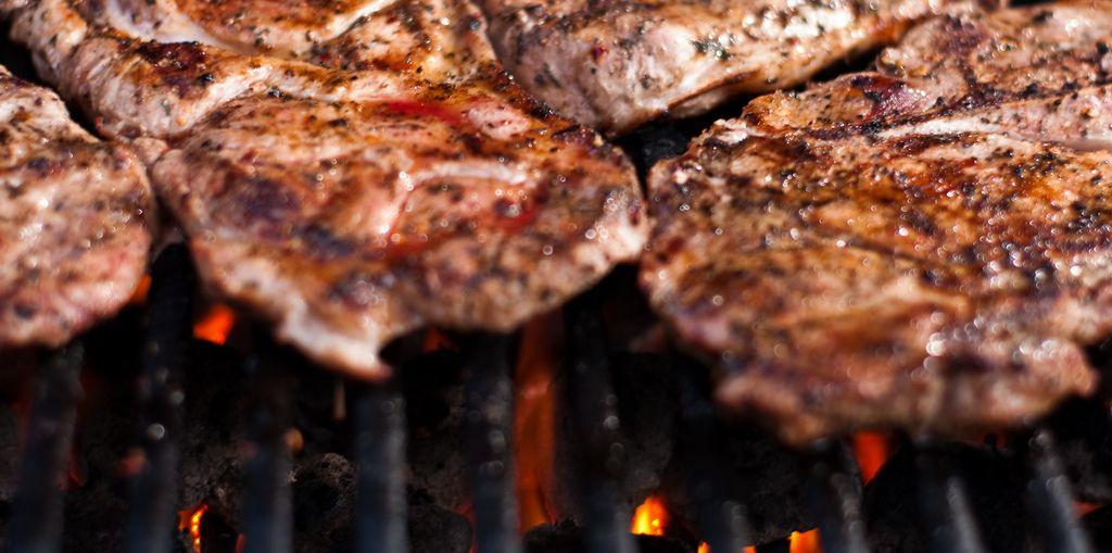 Pork shoulder recipes on the grill