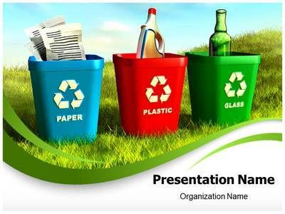 Recycling Powerpoint Template is one of the best PowerPoint - recycling powerpoint templates
