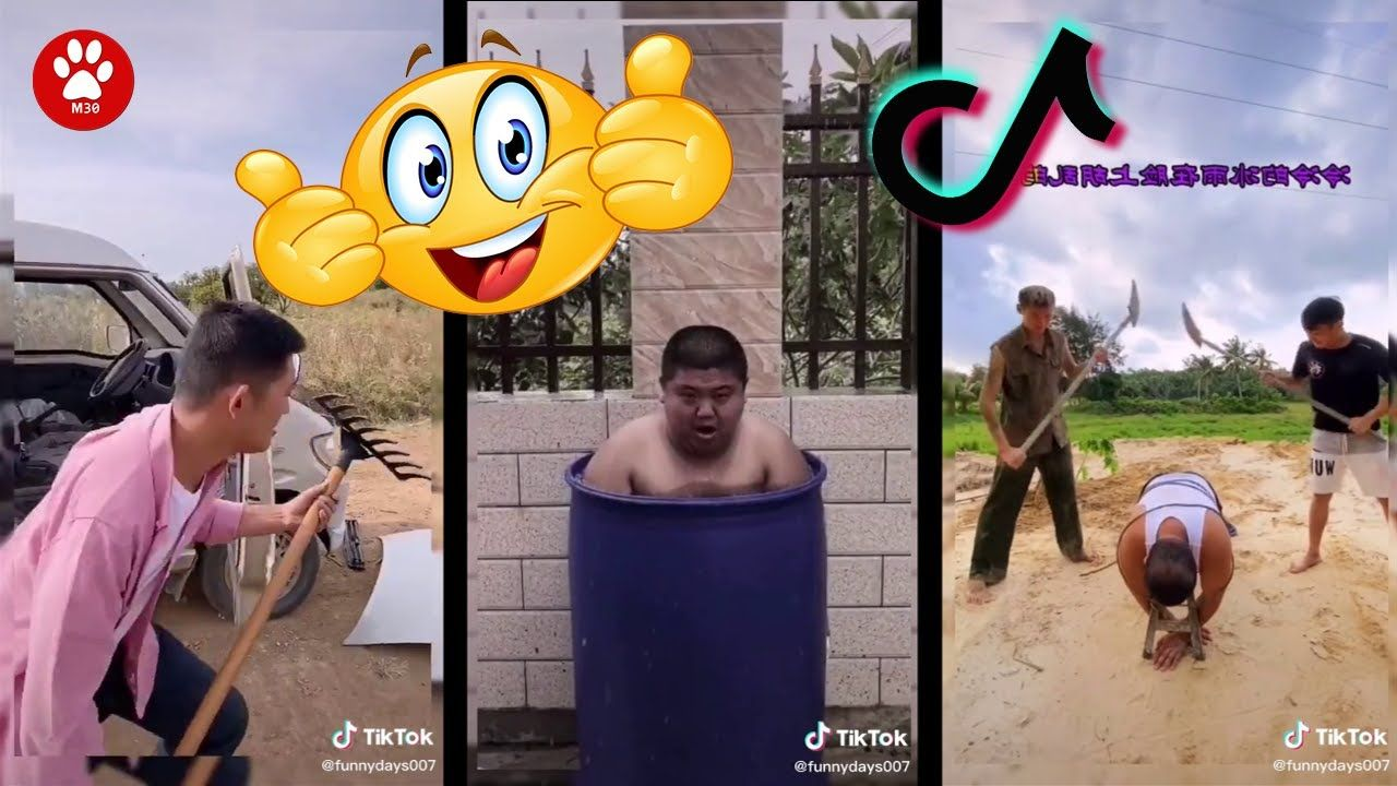 Tik Tok Ultimate Comedy Challenge Video Compilation December 2020 2021 Challenges Comedy Pluto The Dog