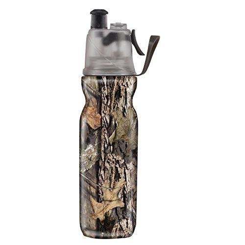 O2COOL ArcticSqueeze Insulated Mist N Sip Squeeze Bottle 20 oz Mossy Oak BreakUp Country >>> You can get more details by clicking on the image.