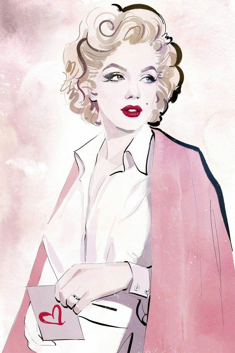 Marilyn Monroe Hollywood Icon Canvas Print Framed Photo Picture Wall Artwork WA