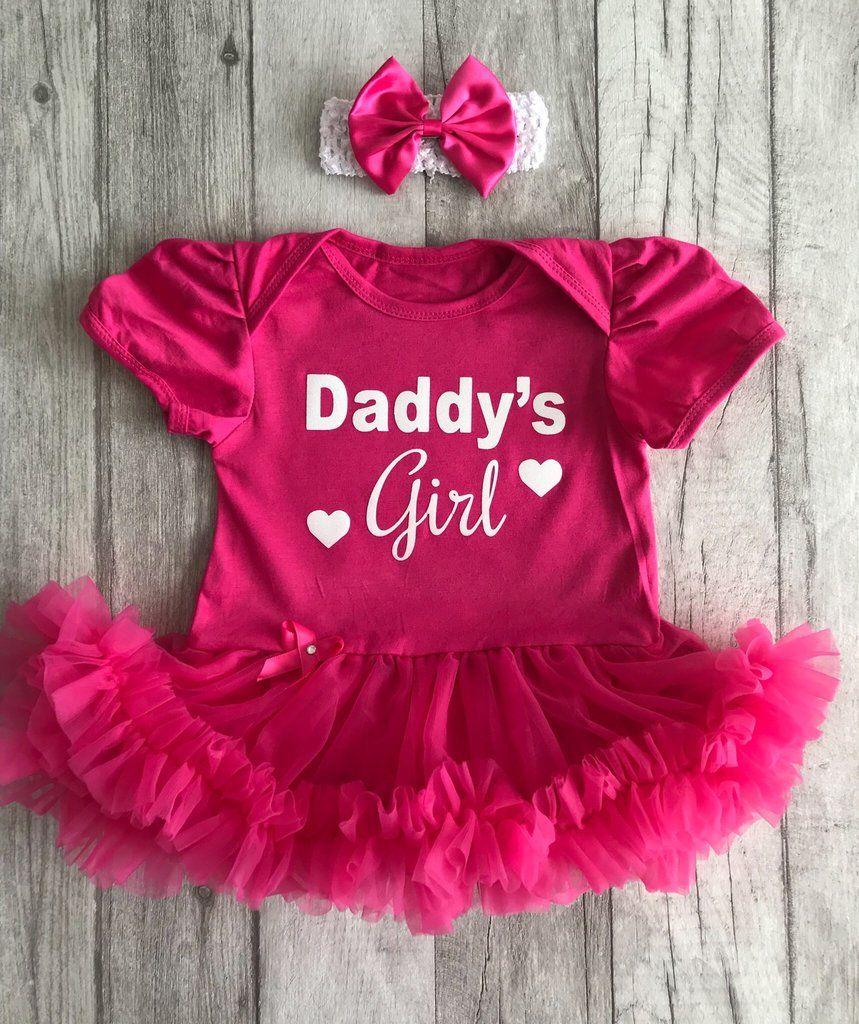 Little Secrets Baby Girls Plain White Tutu Romper Dress with Bow Headband Newborn Gift Present