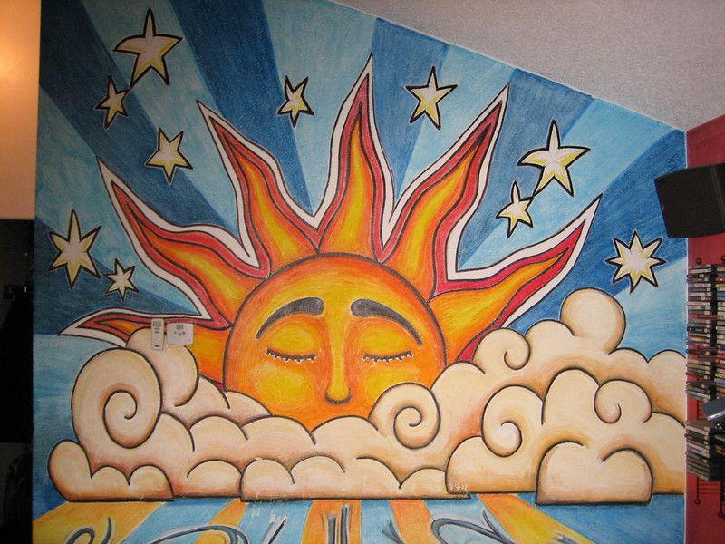 5c5a71bda862ba6fcf34aba110171e87 Jpg 800 600 Hippie Painting Canvas Art Painting Cute Canvas Paintings