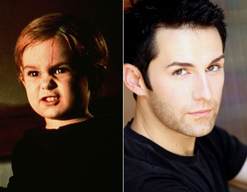 When he was only 3 years old, Miko Hughes starred in the