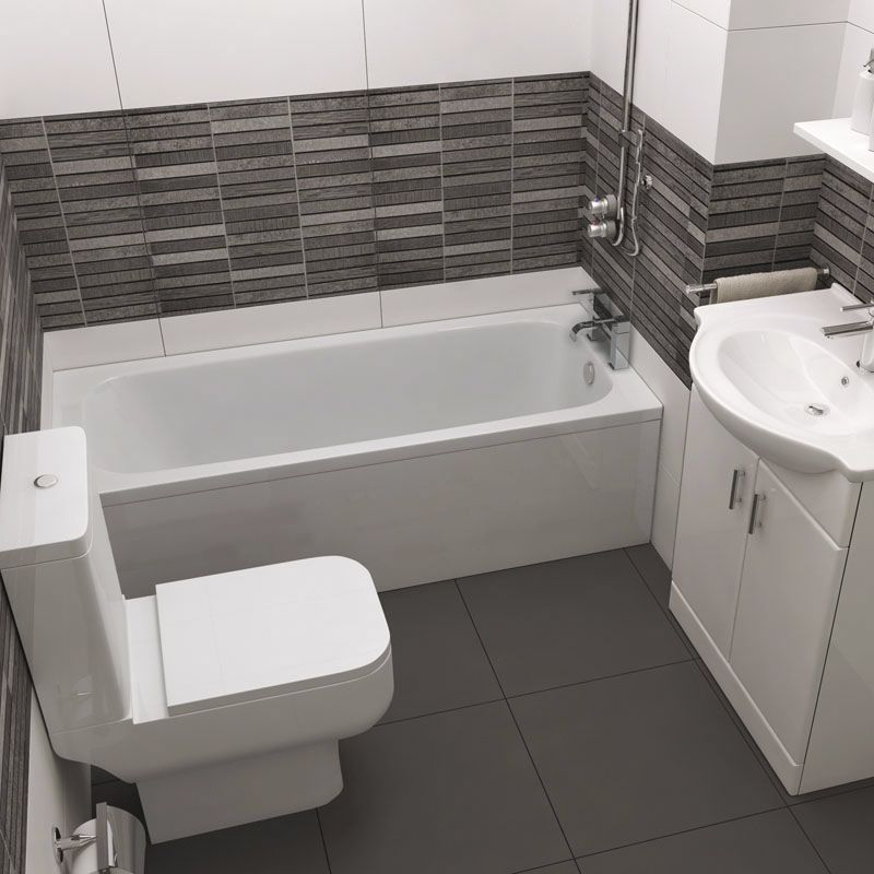 Simple and cost effective, these single ended bath tubs have always ...