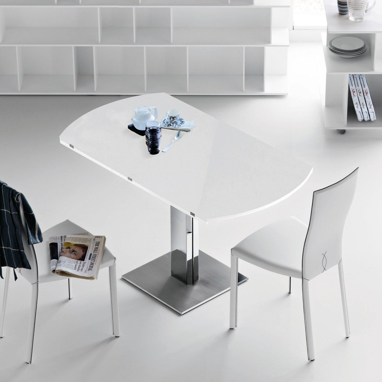 Las mesas extensibles son la gran solución para los comedores ...