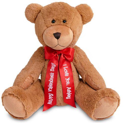 Personalized Giant Teddy Bear Walmart Com Teady Bears