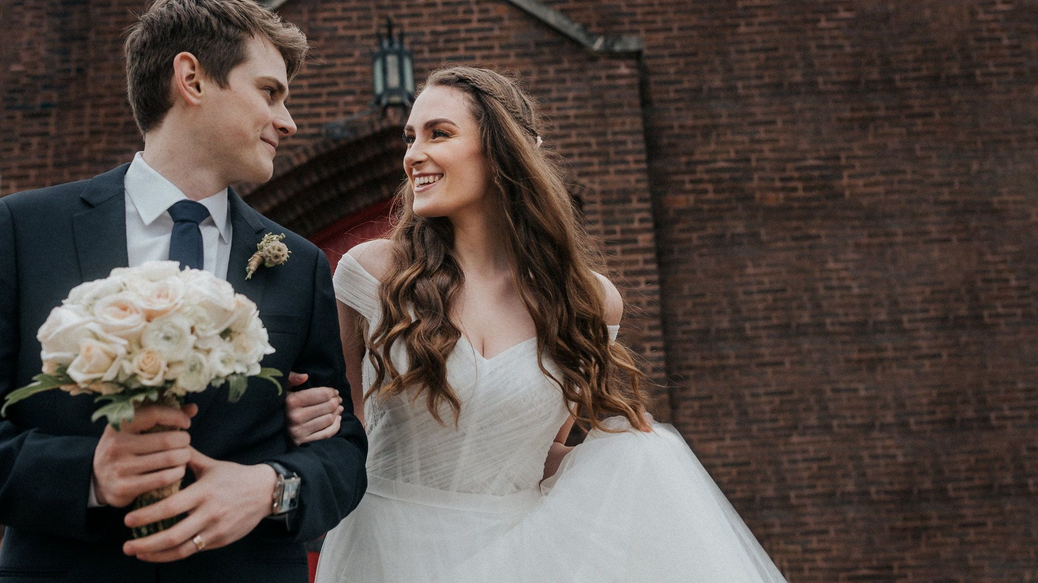 unique and fun chicago wedding, bridal hair and makeup by