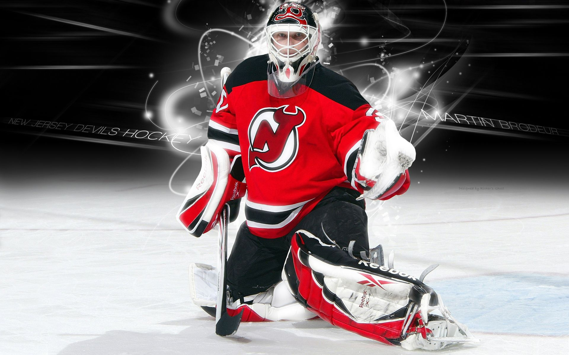 New Jersey Devils Nhl Hd Wallpaper Wallpapers Martin Brodeur