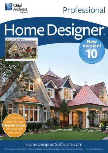 Chief Architect Home Designer Pro 10 Download ** Learn more by ... on nero cover designer, pepakura designer, home and in fashoin retailers logos, home show, home designer suite, home dj, book designer,