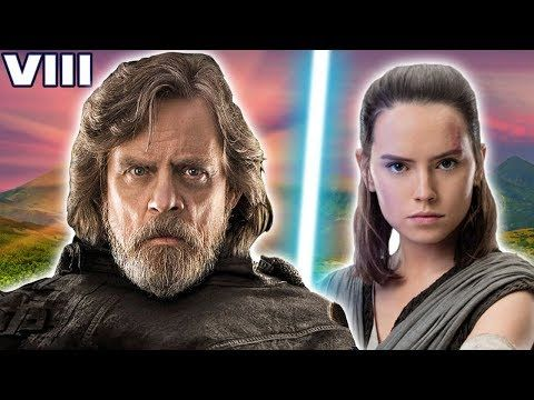Spread the love - Compartir en Redes Sociales Why Luke Called Rey HIS NIECE! (CANON) – Star Wars The Last Jedi Explained In Star Wars the Last Jedi, Rey is referred to by the caretakers as Luke Skywalker's Niece. Why is this? I hope today's