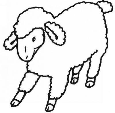 Animales de granja... dibujos para colorear | Lugares para visitar ...