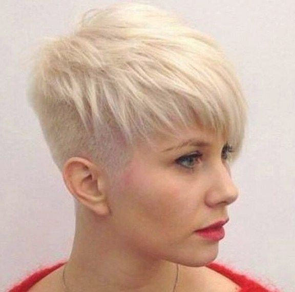 Undercut Frisuren Damen Kurzhaarfrisuren Damen Undercut 2018 07 10