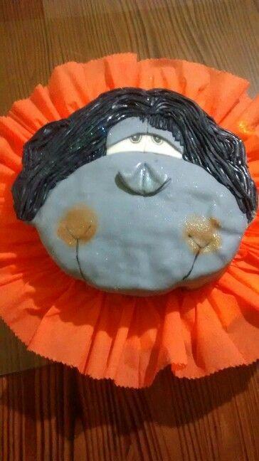 Torta mono pelanas