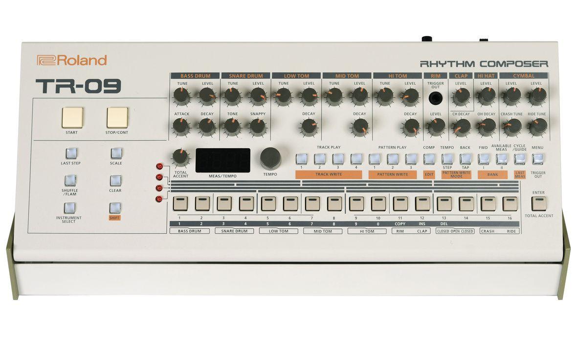 Roland TR-09 Rhythm Composter